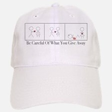 ValentinesDay2011Centered Baseball Baseball Cap
