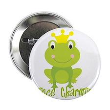 "frog prince 2.25"" Button"