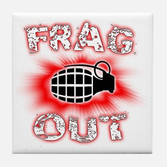 fragou2Transparant Tile Coaster
