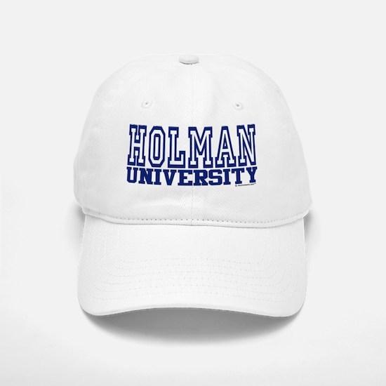 HOLMAN University Cap