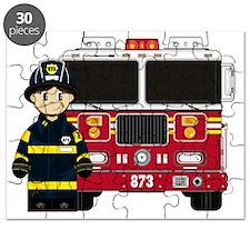 Fireman Pad1 Puzzle