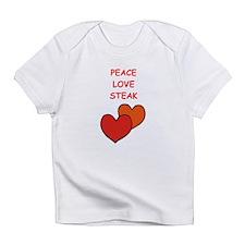 steak Infant T-Shirt