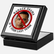 President Barack Obama, Its Your Last Keepsake Box