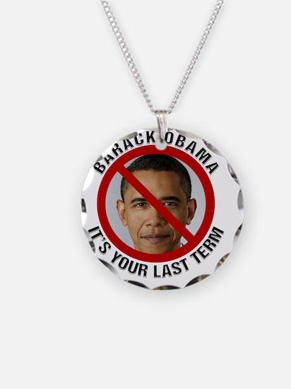 President Barack Obama, Its  Necklace