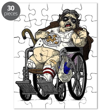 Plinkett Color Puzzle