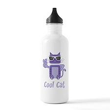 CCPurple Dark Water Bottle