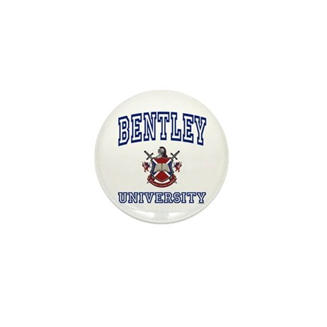 BENTLEY University Mini Button (10 pack)