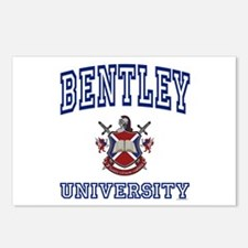 BENTLEY University Postcards (Package of 8)