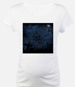 graveyard, graves blue Shirt