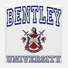 BENTLEY University Tile Coaster