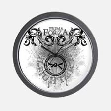 Combat_Sports_JiuJitsu Wall Clock