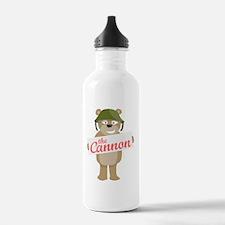 Davey_HoldingSign02-01 Water Bottle