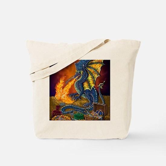 Dragons_Treasure_16x20 Tote Bag