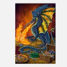 Dragons_Treasure_16x20 Postcards (Package of 8)