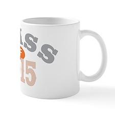 Class Of 2015 Orange 2 Mug
