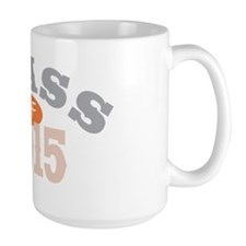 Class Of 2015 Orange 2 Mug