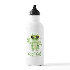 CCGreen Dark Water Bottle