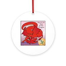 DragonTshirts Round Ornament