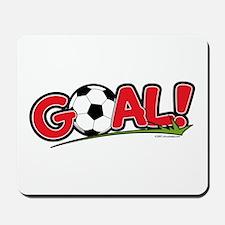 GOAL! Soccer Mousepad