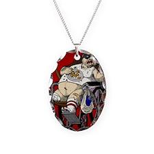 Plinkett Red Small Necklace