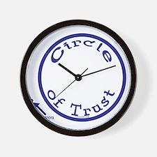 CirNew10x10 Wall Clock