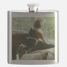 Window gazing Flask