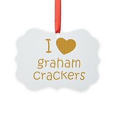 grahamcracker Picture Ornament