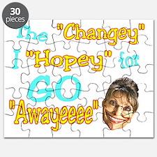 go away1D Puzzle