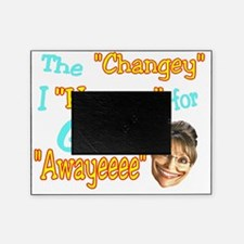 go away1D Picture Frame