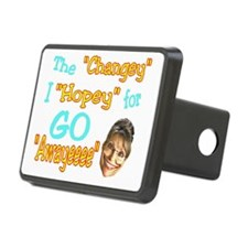 go away1D Hitch Cover