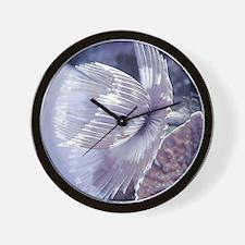 11x11_pillow_duster Wall Clock