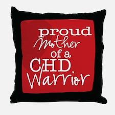 proud mother copy Throw Pillow