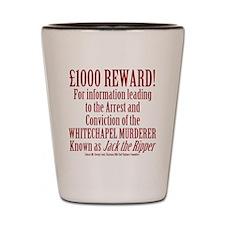 Reward Shot Glass