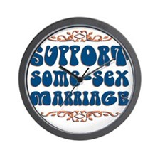 some sex Wall Clock
