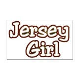 "Jersey girl 3"" x 5"""