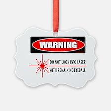 laser10x7.5a Ornament