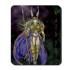 Valkyrie Mousepad