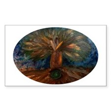 Tree of Life_oval Decal