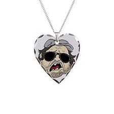 Plinkett Head Necklace