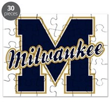 Milwaukee Letter Puzzle