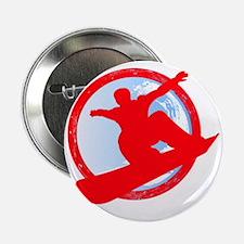 """snowboarder 2.25"""" Button"""