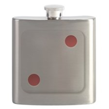 2 Dice Roll Flask