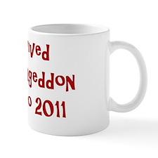 snowmageddon Mug