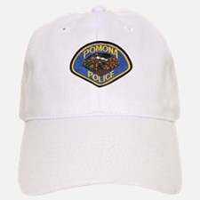 Pomona Police Baseball Baseball Cap