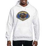 Pomona Police Hooded Sweatshirt