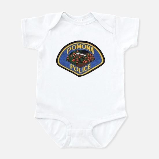 Pomona Police Infant Bodysuit