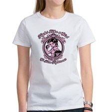bjj fighter(girl) Tee