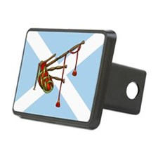 Bagpipes Hitch Cover