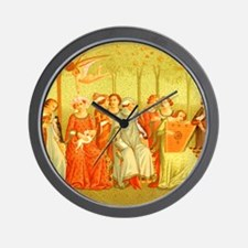 The Dream of Life Ital Costume 14th C a Wall Clock