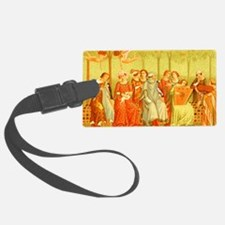The Dream of Life Ital Costume 1 Luggage Tag